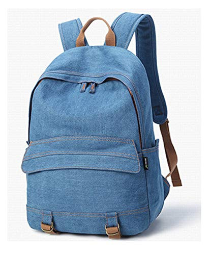 porté JUND Blau2 à Blau1 Sac au Femme Bleu Dos Main pour qqZtfwFrx