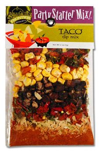 Frontier Soups Tex-Mex Taco Dip Mix (Pack of 2)