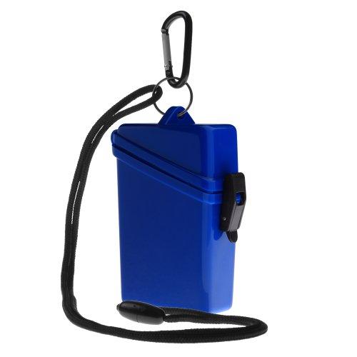 (WITZ Keep it Safe Waterproof Sports Case, Blue)