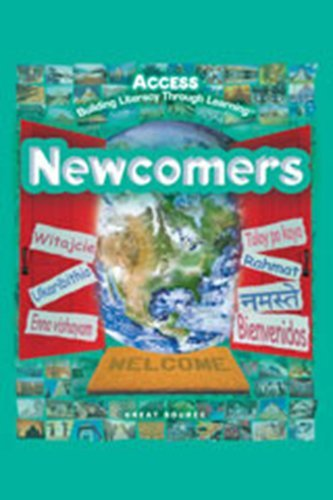 ACCESS Newcomers: Assessment Folder 10 pack Grades 5-12