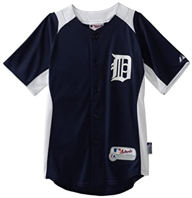 MLB Authentic Youth Cool Base Batting Practice Jersey