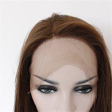 Braun Perücken Haarteile Gzhuang Gute Qualität Billig