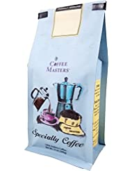 Coffee Masters Flavored Coffee Heavenly Pecan Torte Ground 12 Ounce Valve Bag Pack Of 4