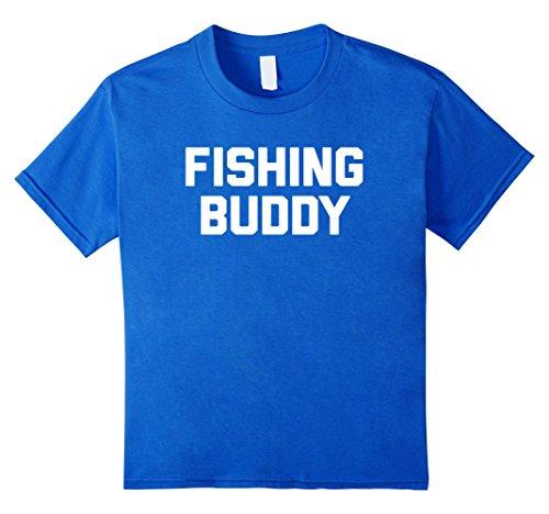Fishing Buddy Kids T-shirt - 5