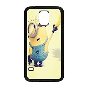 DDOUGS I Minion Customized Cell Phone Case for SamSung Galaxy S5 I9600, Personalised I Minion Case