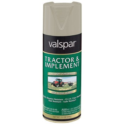 Tractor and Implement Enamel Spray Paint [Set of 6] Color: Ford - Spray Implement Enamel
