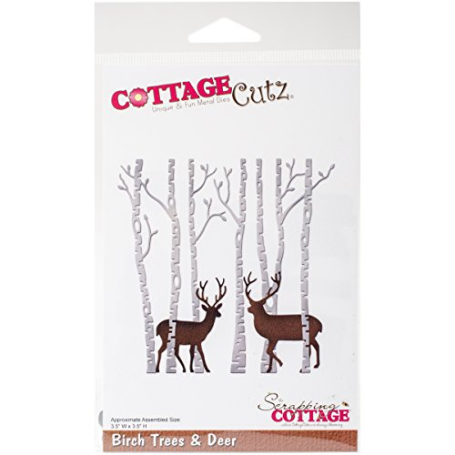 CottageCutz Die, Multi-Colour, 0.25 x 10.79 x 17.78 cm