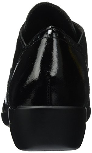 Stonefly Venus II 71, Mocasines Mujer Negro (Nero-Black 000)