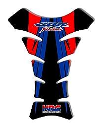 Motorbike Tank Pad Protector Motorcycle Scratch Pad compatible HONDA RACING FIRBLADE CBR SLIM -HRC