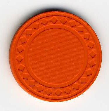8.5 B01ACM49KM GR。オレンジダイヤモンドPlain Poker Chips Chips (スリーブの50 Poker ) B01ACM49KM, ムギグン:c33aeb7a --- itxassou.fr