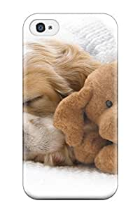 Carroll Boock Joany's Shop New Style Awesome Design Snoozing With Snuggles Hard Case Cover For Iphone 4/4s 8757432K99710642