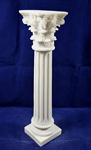 Ancient Greek Corinthian order column (Greek Corinthian Column)