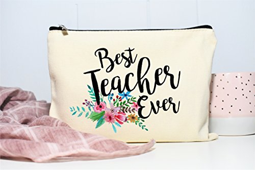 Best Teacher Ever Small Bag