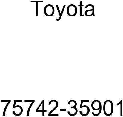 Genuine Toyota 75742-35901 Door Molding