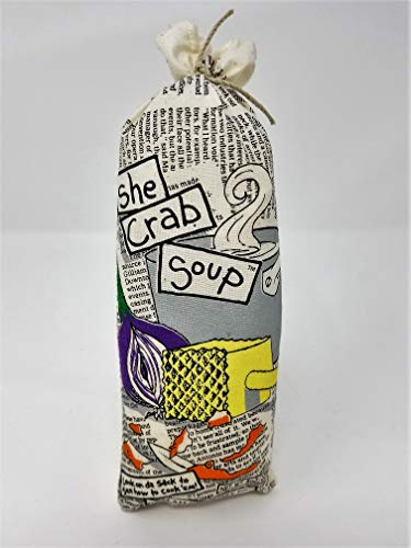 Gullah Gourmet - She Crab Soup Mix - 8 OZ Bag (Best She Crab Soup In Charleston)