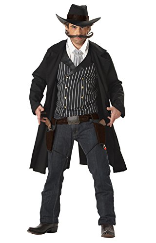 Gunfighter Adult Costume (M) (Halloween Costumes Cowboy)