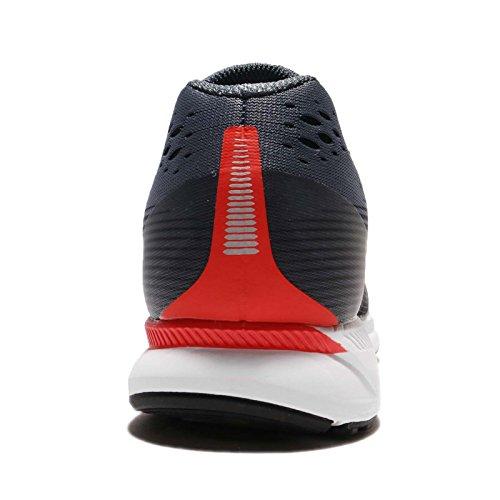 Nike Women's Air Zoom Pegasus 34 Running Shoes-Blue Fox/Black-5 by Nike (Image #3)