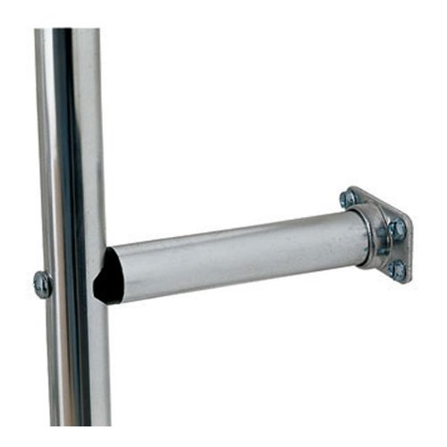 Motorhome Ladder (Topline Universal Rv Straight Back Ladder Bright Dip)