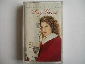 AMY GRANT Home For Christmas cassette