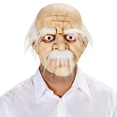 Old Man Adult Mask (Old Man Mask)