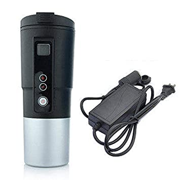 Hervidor eléctrico, caldera eléctrica del coche, taza eléctrica inteligente, taza inteligente del viaje, taza de la calefacción del coche 12V, ...