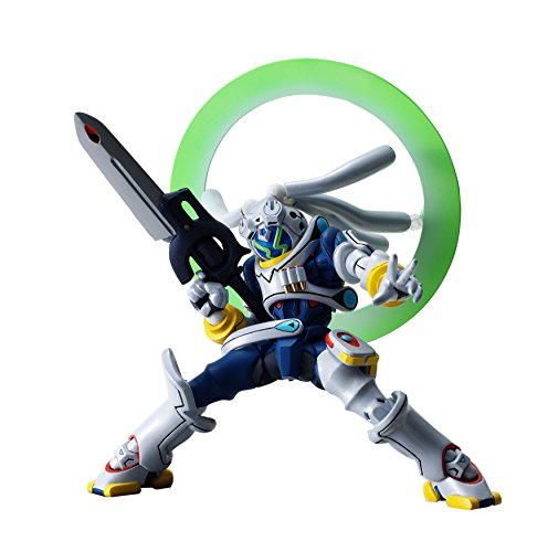 Legacy OF Revoltech OVERMAN King Gainer LR-014 (ABS & amp; PVC painted action figure) by Kaiyodo - Pvc Figure Revoltech Joints