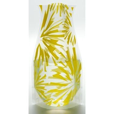 Blumina Yellow Vazu Vase