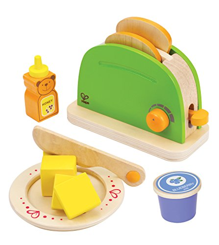 Hape Playfully Delicious Toaster Blueberry product image
