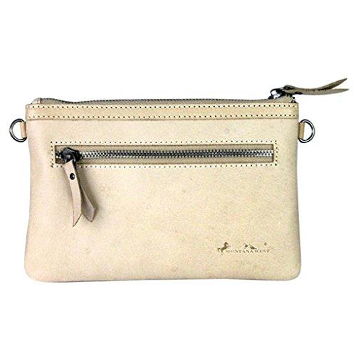Handbag of Light Rodeo Purse Flash Leather Tan Collection Clutch Key Fob w Bundle 4 xw6Afgaqw