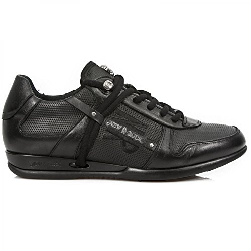 Rock New M Homme Hy001 Black S8 Basses fqwdqBC