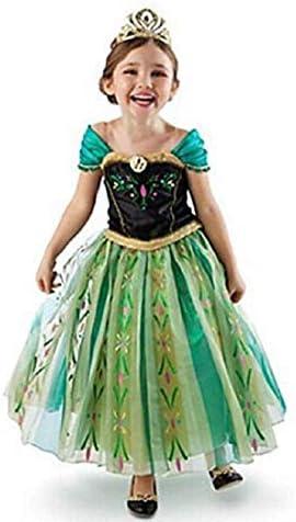 DaHeng Girls Princess Green Costume product image