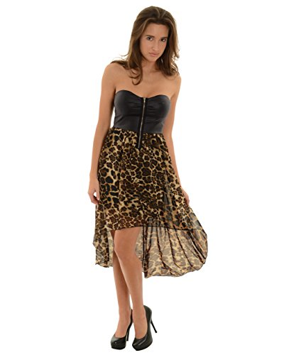 cheetah print dresses for juniors - 7