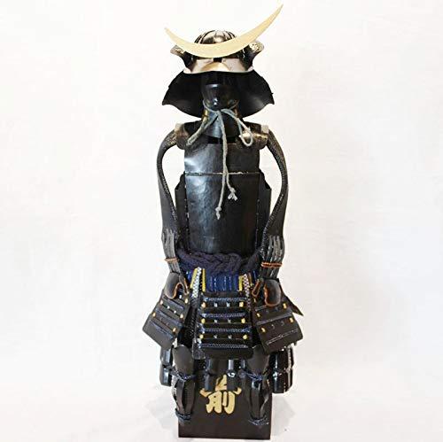 ZAMTAC Sengoku Samurai Armor Model/Antique Japanese Metal Armor Date Masamune/Bar Decoration Favorites