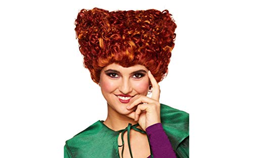 Hocus Pocus Deluxe Adult Wig (Winifred (Winifred Sanderson Costumes)