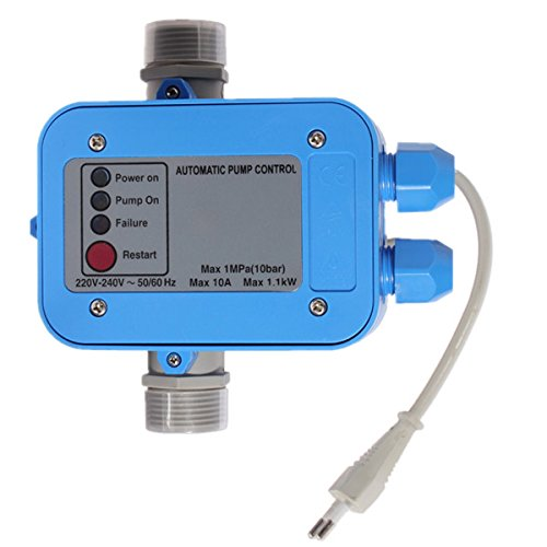 Automatic Water Pump Pressure Controller Electric Electronic Switch by SPK603