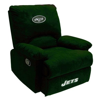 NFL Fan Favorite Recliner NFL Team: New York Jets by Imperial