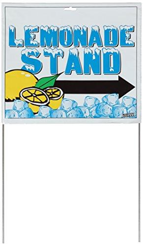 Sunburst Systems 3160 Lemonade Kid's Sign, -
