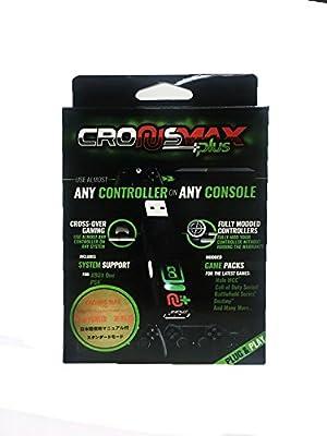Amazon.com: kuronosumakkusu Plus CronusMax Plus Game ...