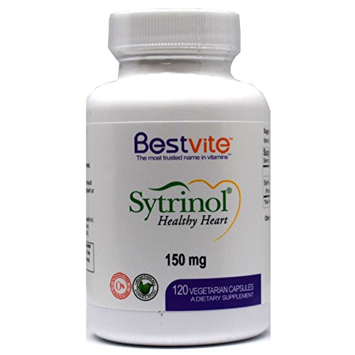 Sytrinol 150mg (120 Vegetarian Capsules) – No Stearates – No Flow Agents For Sale