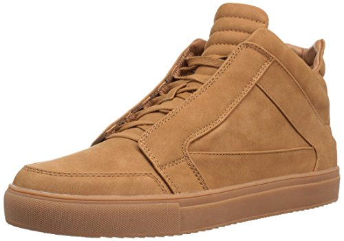 Steve Madden Men Defstar Fashion Sneaker Tan