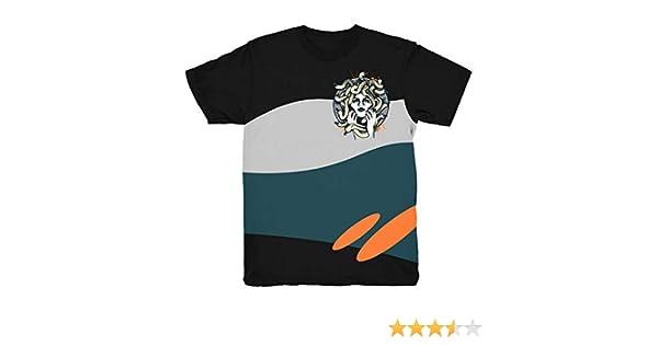 1cf799050 Amazon.com  Yeezy 700 Wave Runner Medusa Black Shirt to Match Yeezy 700  Wave Runner Sneakers  Clothing