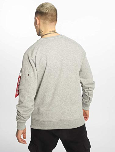 fit X Jaspeado Industries Gris Hoody Alpha qExtHB4E
