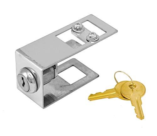 Rugged Ridge 11252.04 Hood Lock Kit