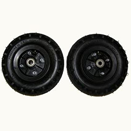 Razor 200 x 50 Dune Buggy FRONT Wheels (Set of 2) w/ Knobby Tires!