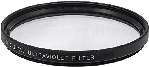 Digital Camera Lens Protector - 58MM UV Ultra Violet Filter For Canon EOS Rebel T6s, T6i, SL1, T5, T5i, T4i, T3, T3i, T1i, T2i, 70D, 60D, 60Da, 50D, 40D, 7D, 6D, 5D, 5DS, 1D Digital SLR Camera