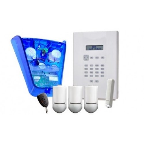 Kit audible compacto Scantronic I-ON Alarma inalámbrica de ...