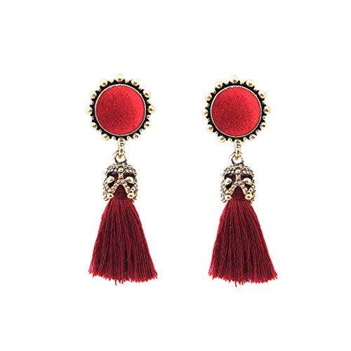 MURTIAL Earrings Creative Round Acrylic Stud Round Drop Dangle Earrings Mottled Hoop Earrings Fashion Jewelry