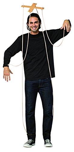 Rasta Imposta Men's Marionette Kit, Brown, One