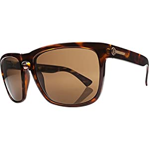 Electric Knoxville XL Sunglasses Tortoise Shell/M. Bronze, One Size