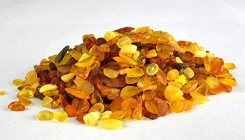Large Amber Stone - 8